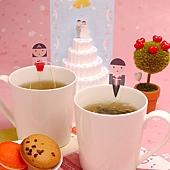 [幸福久久久]才子佳人茶包組2入2