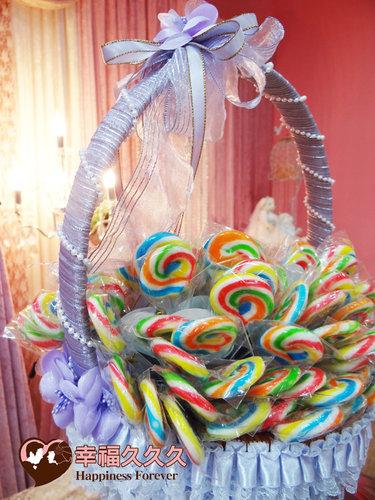 [幸福久久久婚禮小物]婚禮小物之功夫棒棒糖2