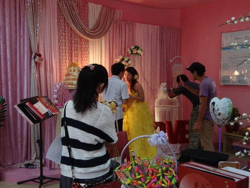 幸福久久久婚禮小物--婚禮小物之結婚新人外拍熱門景點
