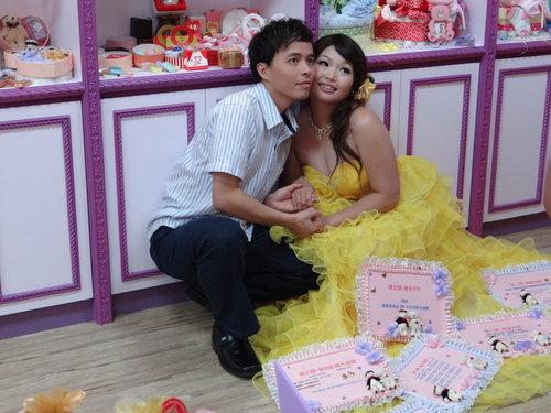 幸福久久久婚禮小物--婚禮小物之結婚新人外拍熱門景點3