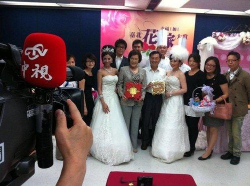 找婚禮小物-臺北市花博爭豔館~幸福久久久在這邊(記者會)3