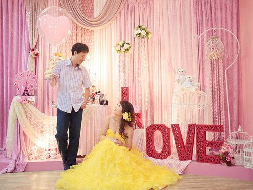 幸福久久久婚禮小物--婚禮小物之分享新人婚紗照2