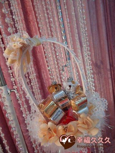 幸福久久久婚禮小物--婚禮小物之美國金磚巧克力02