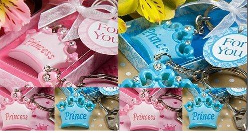 幸福久久久婚禮小物--晶鑽皇冠鑰匙圈婚禮小物02