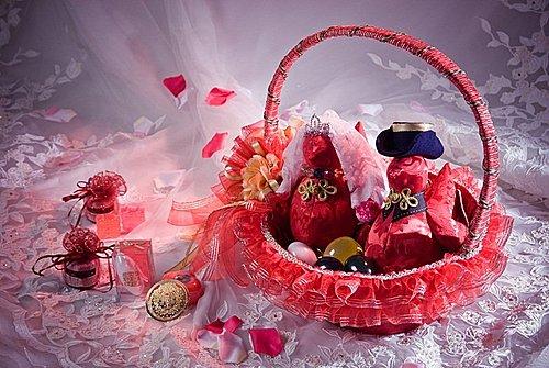 婚禮小物-帶路雞