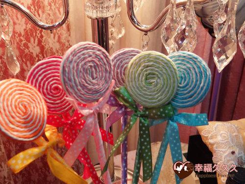 婚禮小物糖果筆2