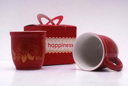 婚禮小物咖啡杯
