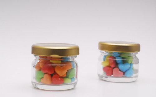 婚禮小物之幸福甜心罐喜糖2