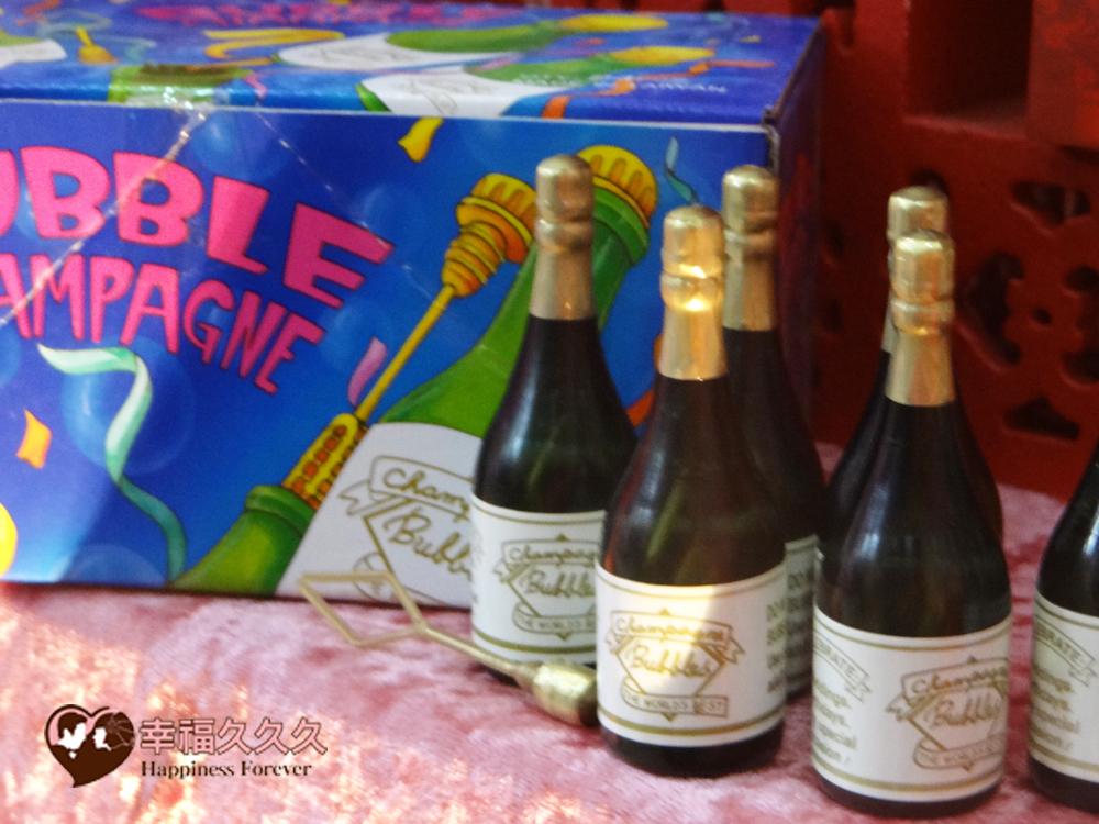 香檳泡泡水