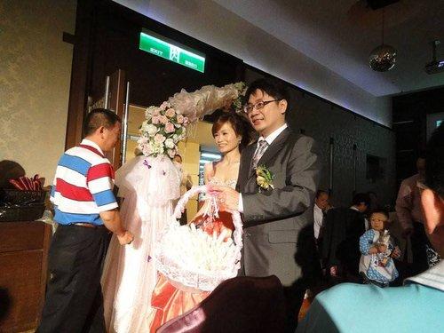 新人婚禮照-幸福棉花糖