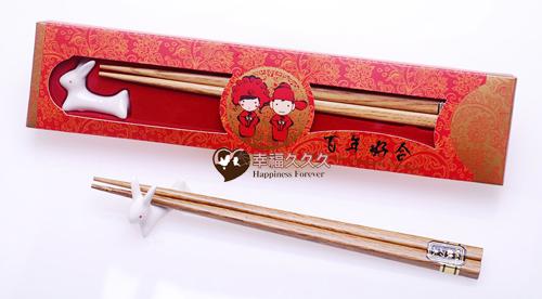 2013新版筷架婚禮小物2