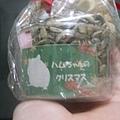 日本帶回的倉鼠耶誕禮盒~