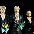 2012歐錦男單頒獎