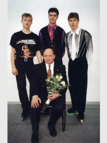 米申和他的弟子們:小普/亞熊...