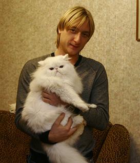 小普和他的貓貓