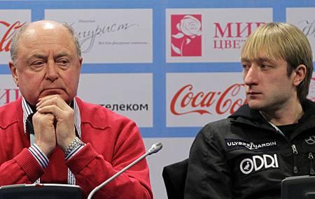 2012俄錦前記者會