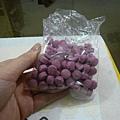 野莓球內包裝(1包100顆)
