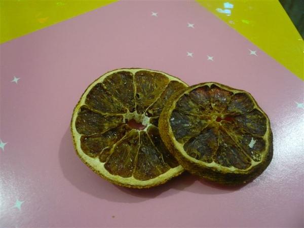 (零食)有機橘子乾
