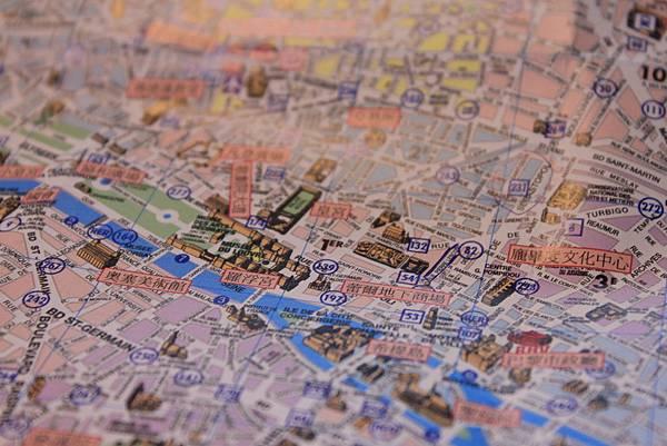 【巴黎。訂房】第一次歐洲自助旅行。出發前準備~住宿線上訂房