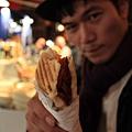 【巴黎。美食】無法錯過的平價美食,熱熱超好吃~帕尼尼(panini)
