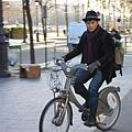 【巴黎。攻略】單車遊巴黎~「Vélib'」單車租借完整教學。
