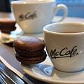 【巴黎。攻略】克服語言問題,少不了比較速食店文化~麥當勞都是為你。