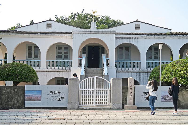 tainan台南一日遊-樹屋-綠色隧道-台江公園-17度環島隨拍 (10)