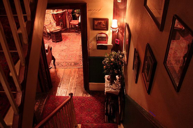 london-Sherlock Holmes- Museum-17docintaipei-福爾摩斯博物館 (7)