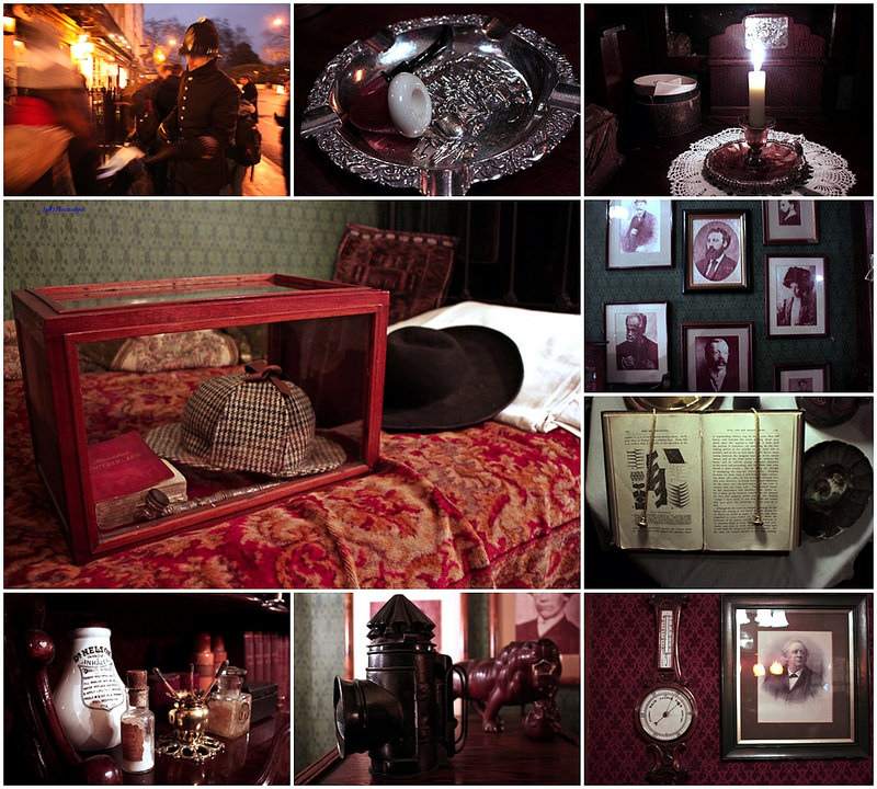 london-Sherlock Holmes- Museum-17docintaipei-福爾摩斯博物館 (6)