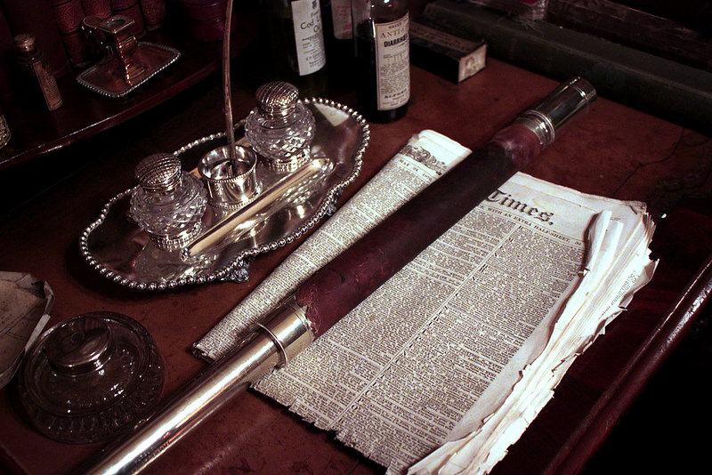 london-Sherlock Holmes- Museum-17docintaipei-福爾摩斯博物館 (7)-1