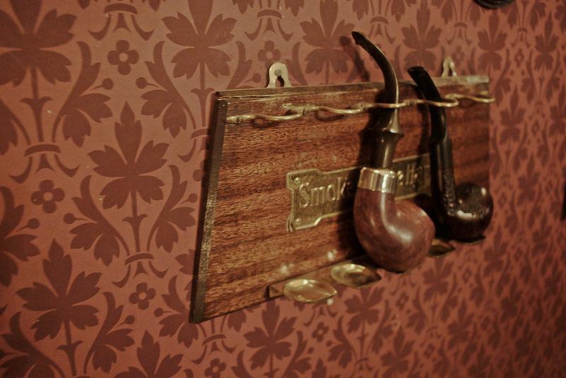 london-Sherlock Holmes- Museum-17docintaipei-福爾摩斯博物館 (35)