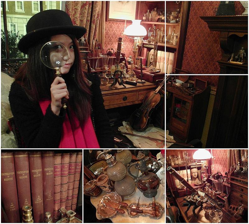 london-Sherlock Holmes- Museum-17docintaipei-福爾摩斯博物館 (11)
