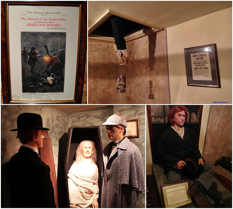 london-Sherlock Holmes- Museum-17docintaipei-福爾摩斯博物館 (24)