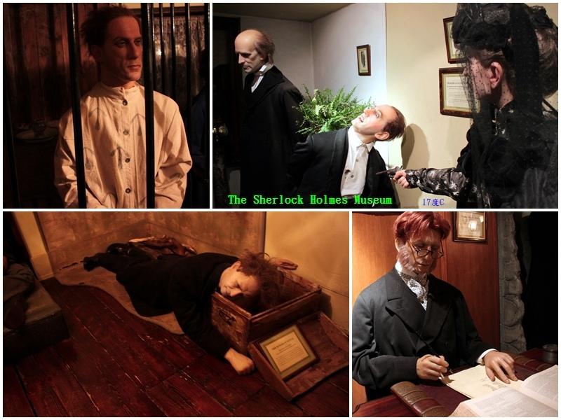 london-Sherlock Holmes- Museum-17docintaipei-福爾摩斯博物館 (19)