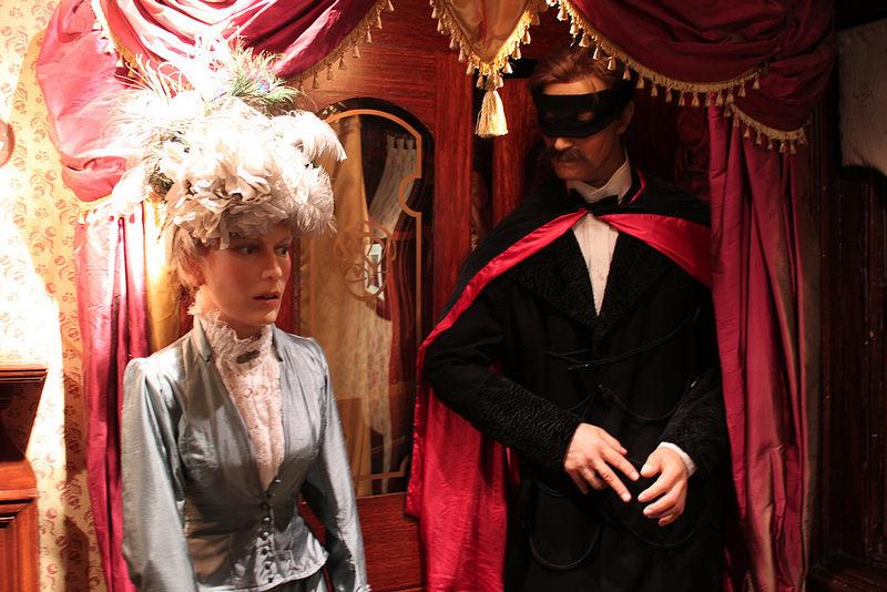 london-Sherlock Holmes- Museum-17docintaipei-福爾摩斯博物館 (18)