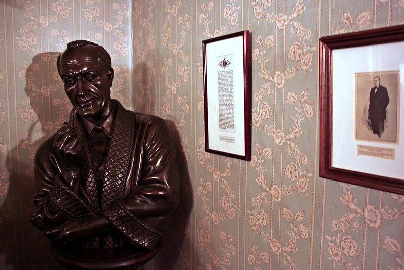 london-Sherlock Holmes- Museum-17docintaipei-福爾摩斯博物館 (20)