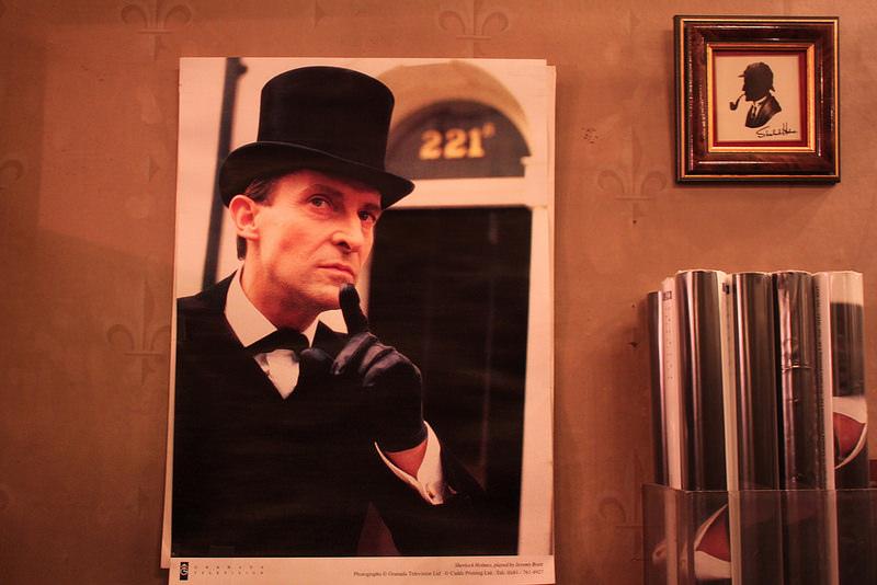 london-Sherlock Holmes- Museum-17docintaipei-福爾摩斯博物館 (28)