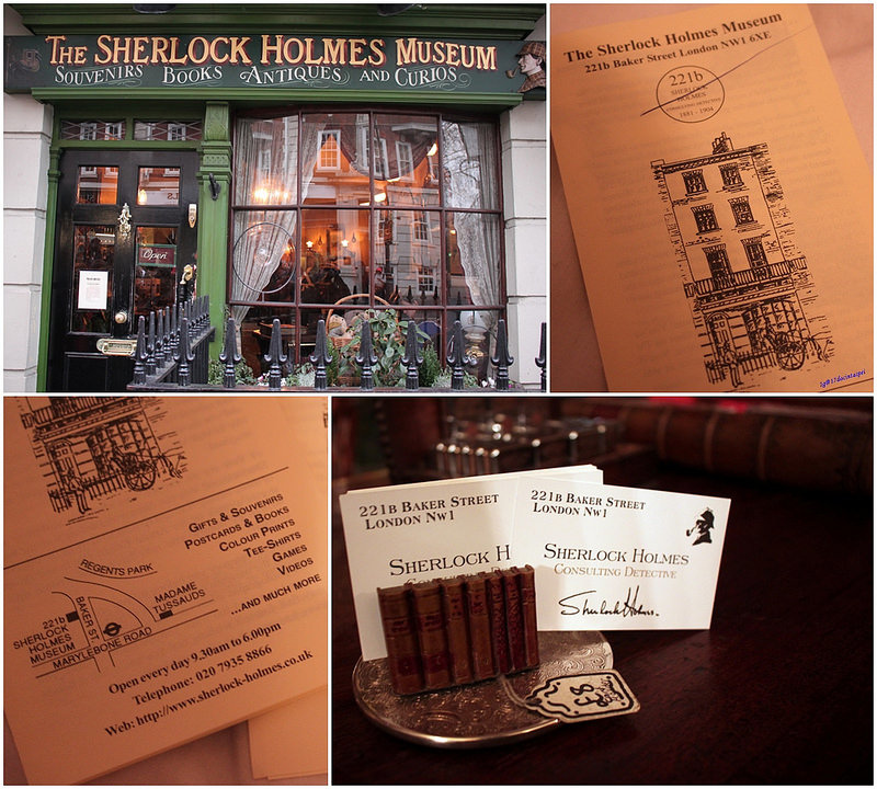 london-Sherlock Holmes- Museum-17docintaipei-福爾摩斯博物館 (27)