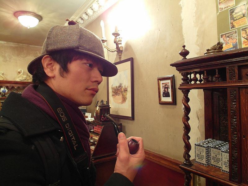 london-Sherlock Holmes- Museum-17docintaipei-福爾摩斯博物館 (29)