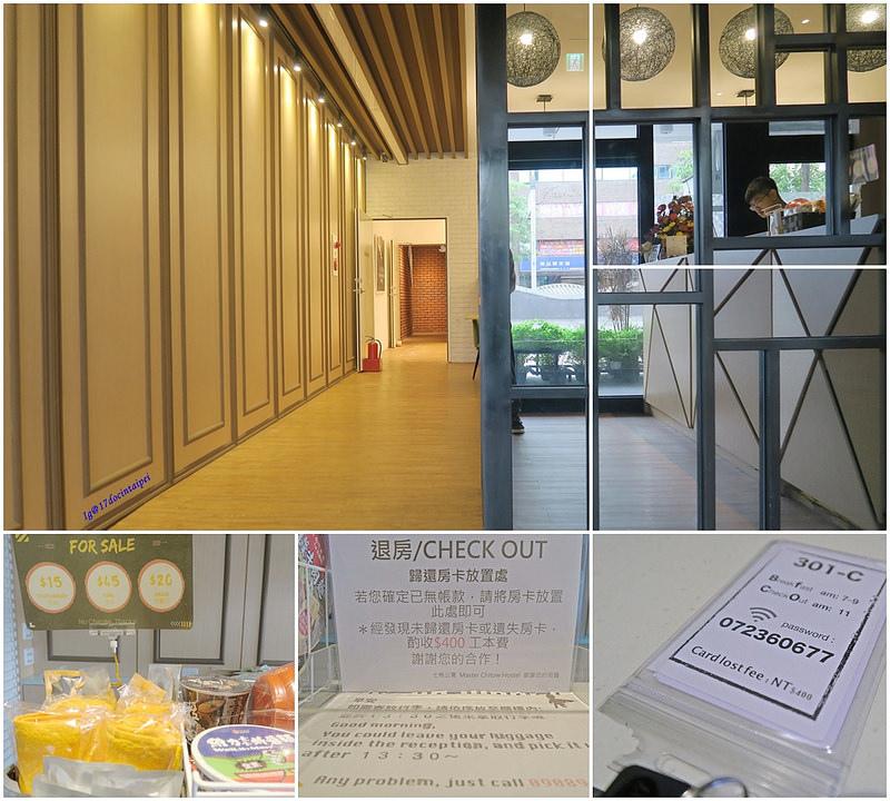 BACKPACKER-Kaohsiung-HOSTEL-七桃公寓-17度C-環島推薦  (3)