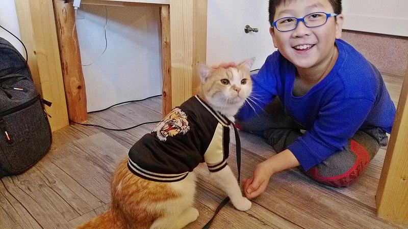 台北-友善餐廳-帶寵物去咖啡館-白水café-restaurant-17度c隨拍 (8)