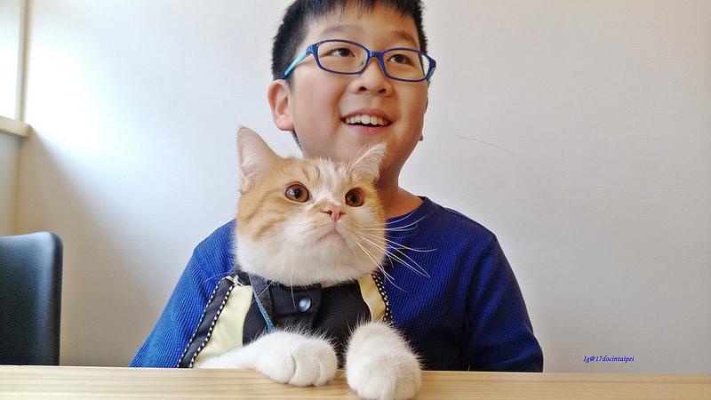 台北-友善餐廳-帶寵物去咖啡館-白水café-restaurant-17度c隨拍 (1)