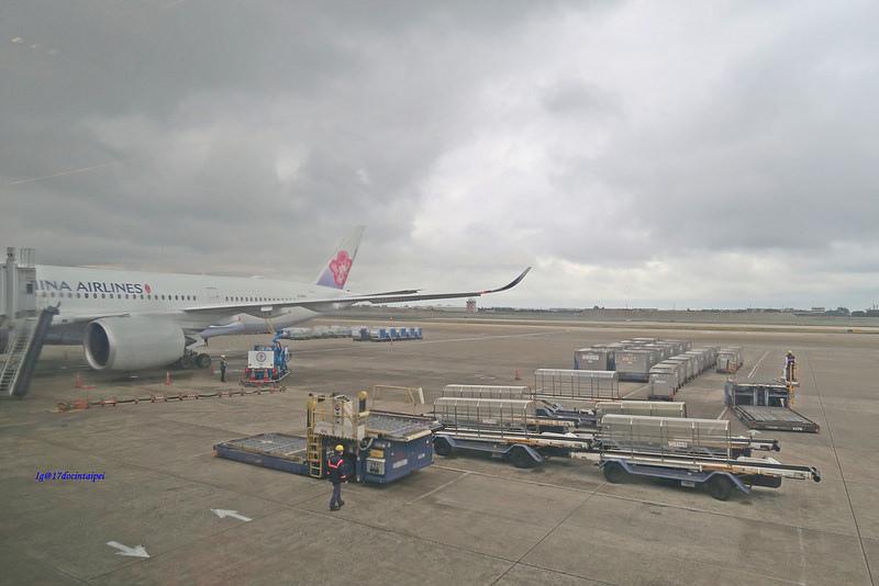 倫敦直飛-中華航空-London-Taiwan-ChinaAirlines-17docintaipei (9)