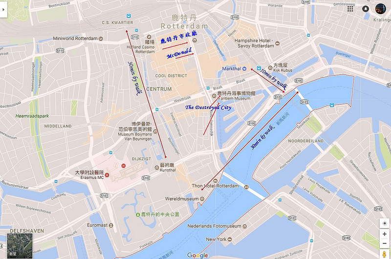 travel-Rotterdam-17docintaipei-歐洲自助旅行-荷蘭鹿特丹- (30)