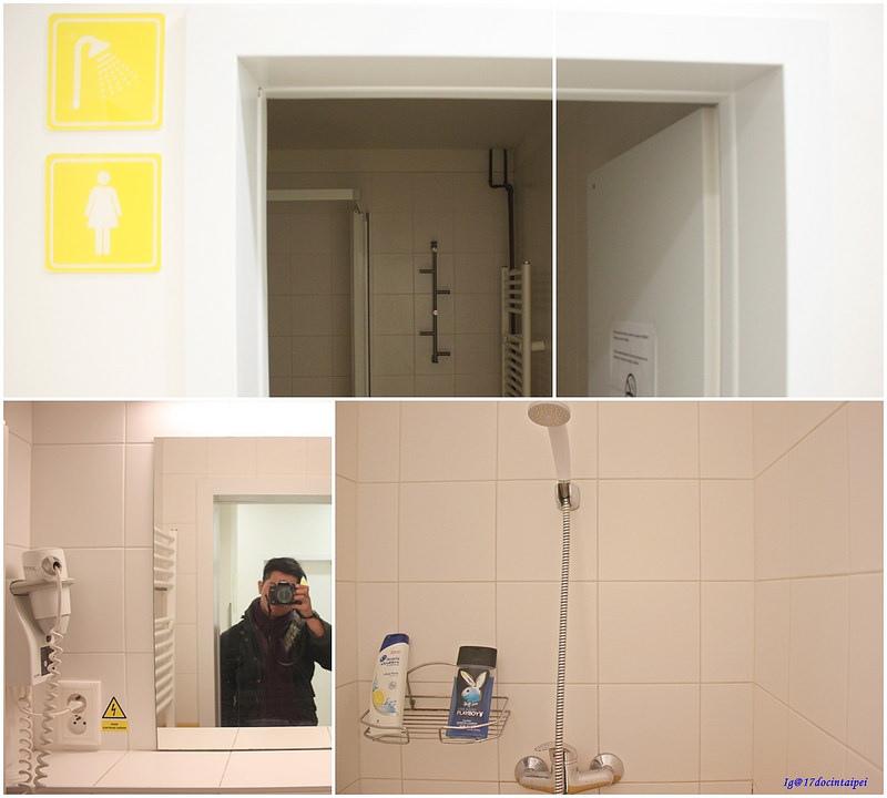 Hostel Florenc-弗洛林克旅館-捷克布拉格住宿-17度c歐洲自助旅行 (8)