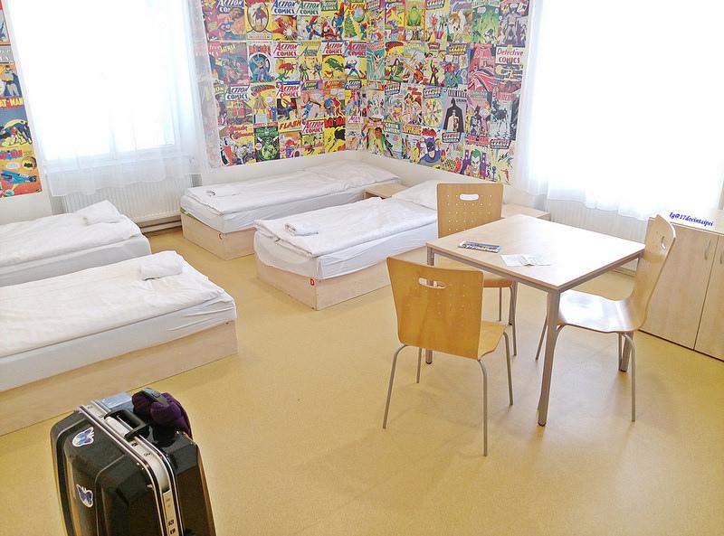 Hostel Florenc-弗洛林克旅館-捷克布拉格住宿-17度c歐洲自助旅行 (10)