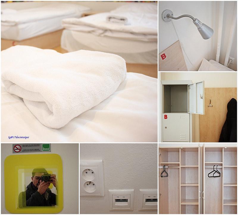 Hostel Florenc-弗洛林克旅館-捷克布拉格住宿-17度c歐洲自助旅行 (13)