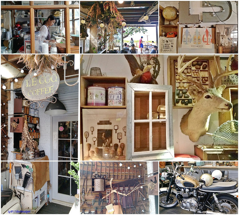 travel-taipei-北海岸-海景咖啡館餐廳-公雞咖啡-17度c隨拍 (7)