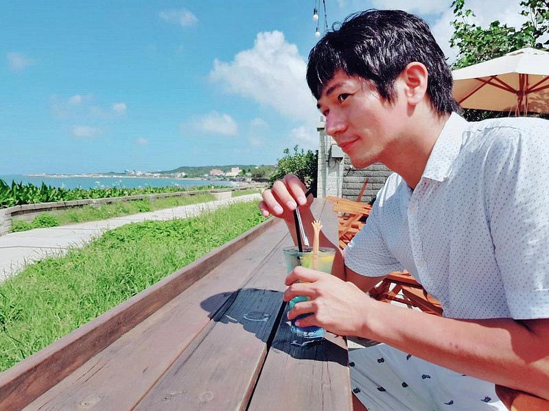 travel-taipei-北海岸-海景咖啡館餐廳-公雞咖啡-17度c隨拍 (11)
