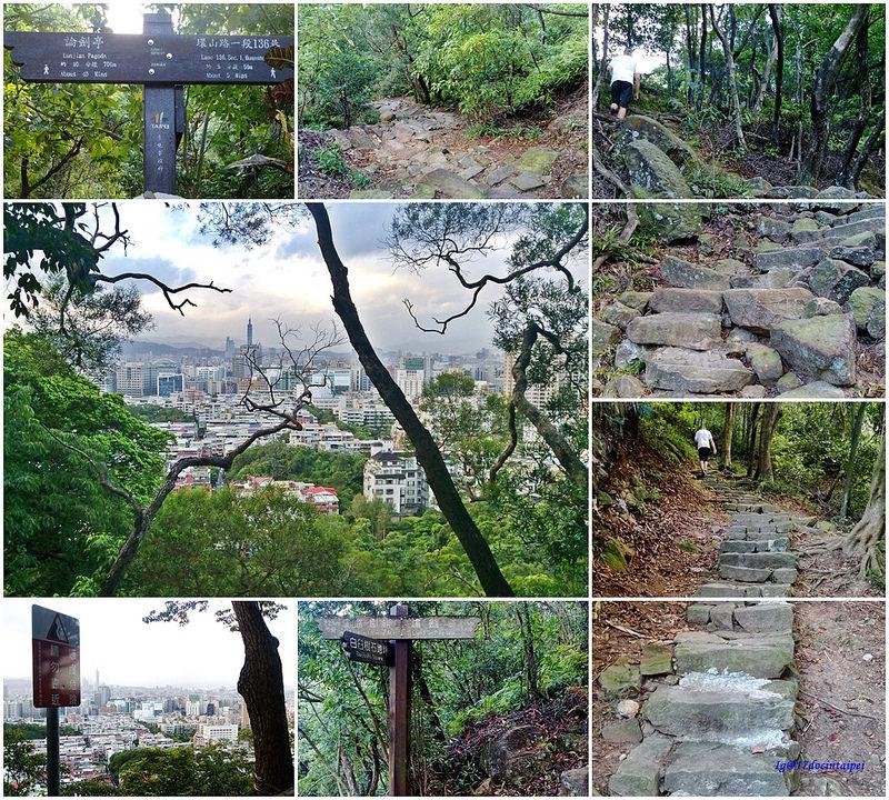 TAIPEI-bush walking-台北郊山健行-內湖金面山剪刀石-17度C隨拍 (6)
